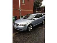 *Audi A3* for sale or swap BARGING QUICK SALE