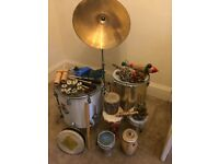 Percussion bulk buy