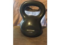 5kg Kettler Weight