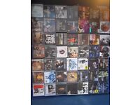 Hip-Hop/Rap CD's (various artists)