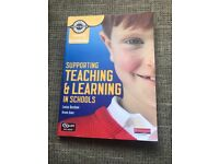 Cache level 2 teaching assistant book with disc