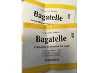 Bagatelle-Europa 2nd March