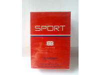 Sport Pour Homme - Dainty & Heaps - 100ml EDT Natural Spray - France BRAND NEW BOXED AND SEALED