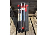 Floor and wall tile cutter and tile saw