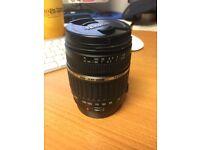 Tamron 18-200mm f/3.5-6.3 Camera Lens