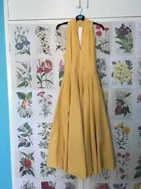 Vintage dress trio – all excellent condition