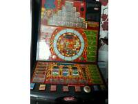 Red Top Giza Gambling Machine (Minor Fault)