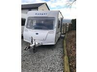 Bailey Ranger 460/2 2 Berth Caravan WITH MOVER