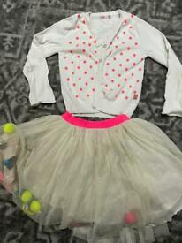 Billy Blush, Next, Nike, Laura Ashley Bundle age 6