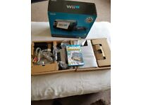 Nintendo wii u 32gb Premier pack - completely box only used few times
