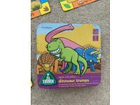 Dinosaur trumps