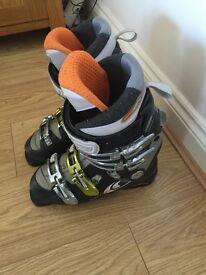 Ladies Salomon ski boots Sensifit Evolution 9.0