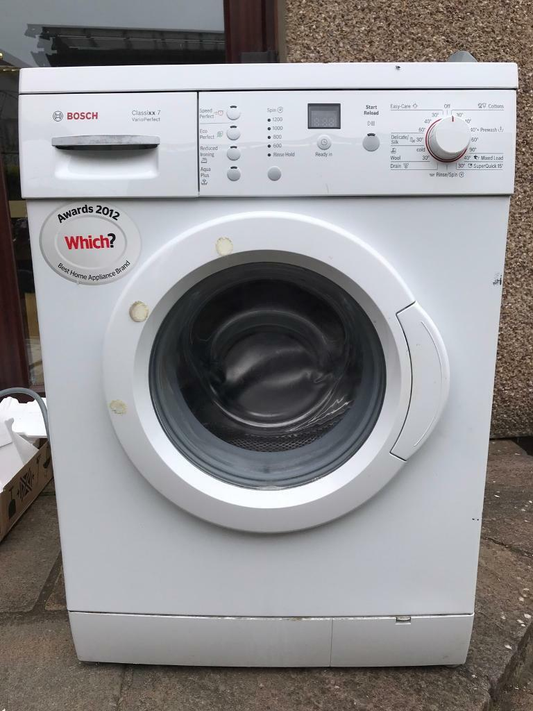 Bosch washing machine FREE | in Leven, Fife | Gumtree