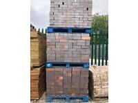 Staffordshire Blue Bricks - 78 Ml - 400 Per Pack