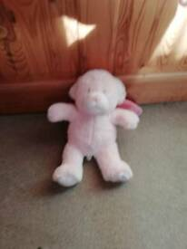 Pink Teddy from Alton Towers