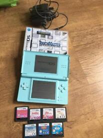 Nintendo ds with 8 games swap for PS3
