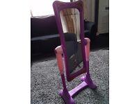 Groovy chick full length mirror
