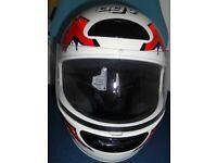 Strada Motorcycle Helmet (XS 54)