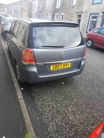 Vauxhall zafira sri 1.9tdi