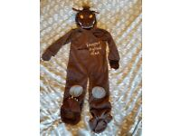 Gruffalo outfit for ages 3-5