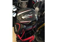 Titleist 913 D2 Driver, 12 Degree, Bassara Lite/Senior Flex Shaft