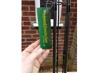 Wychwood exorcist carp rods x2