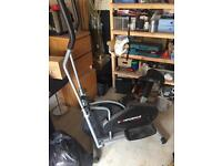 Confidence 2 in 1 cross trainer for sale