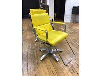 4 Takara Belmont Adria II Hairdressing Salon Styling Chairs