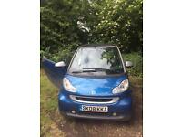 Smart Fortwo 56000 on the clock £1600