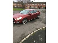 Volvo S60 D3 full of extras blind spot warning, crash alert adaptive cruise control