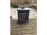 Sunrain Cast Iron Stove JA009 - 8kw