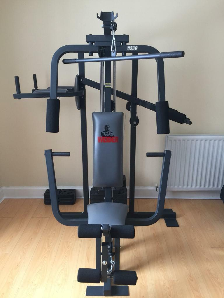 Weider home gym user s manual gymtutor