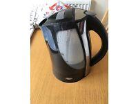 Breville black kettle