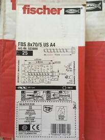 Fischer FBS 8x70/5