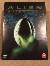 Alien Quadrilogy - DVD Box Set (5 disks)