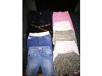 Bundle clothes baby girl 9-18 months