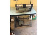 Industrial Praff Sewing Machine