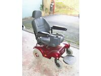 DMA 24v ELECTRIC MOBILITY POWER CHAIR