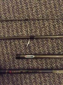 Greys GR70 spinning rod 15-35g