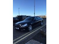 Mercedes e250 cdi amg long mot £8999