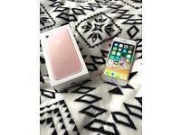 iPhone 7 128GB Rose Gold 6/6