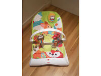 Fisher Price Bouncer Chair with vibration