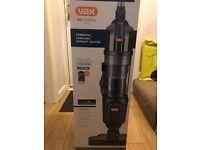 Vax air cordless solo vac (brand new) unopened box