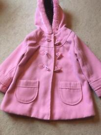 Girls coats 1.5-2 years