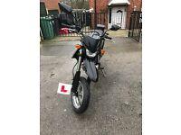 125 Kawasaki d-tracker