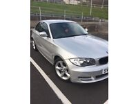 Bmw 118d sport 2009 coupe (low miles) £30 road tax