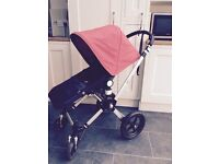 Bugaboo cameleon 2 gen, Red covers comes with extras see description.
