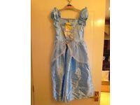 Disney Cinderella Dress 5-7 Yrs