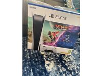 PlayStation 5 Ratchet and Clank bundle