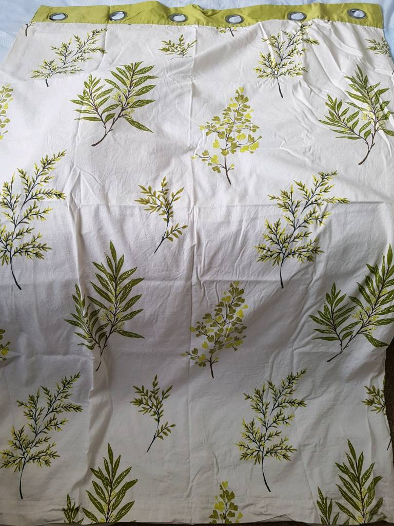 Curtains 72inch drop